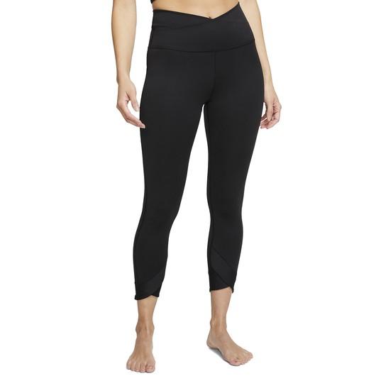 Nike Yoga Wrap 7/8 Kadın Tayt