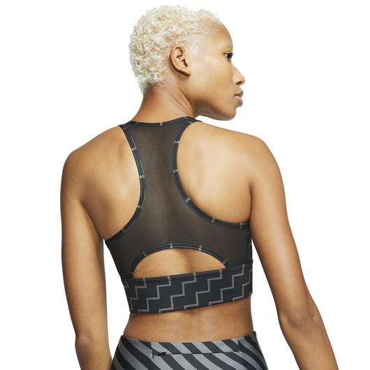 Nike Swoosh Medium-Support 1-Piece Pad Sports Kadın Büstiyer