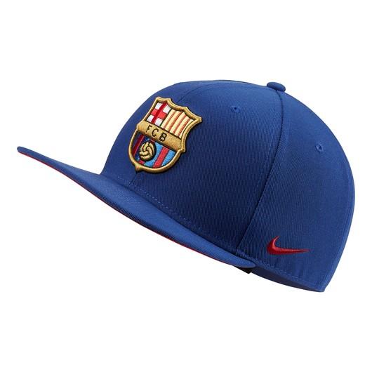 Nike Pro FC Barcelona Adjustable Şapka