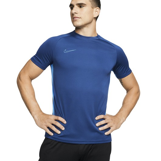 Nike Dri-Fit Academy Football Short-Sleeve Top Erkek Tişört