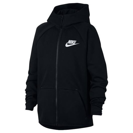 Nike Sportswear Tech Fleece Older B Full-Zip Essentials Hoodie Çocuk Ceket