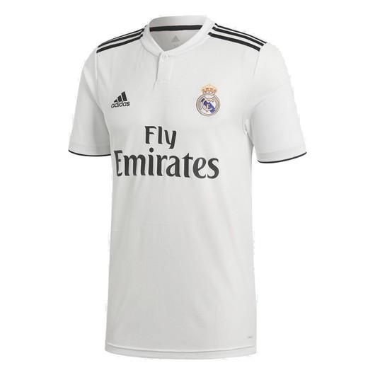 adidas 2018-19 Real Madrid Home Replica Jersey Erkek İç Saha Forma