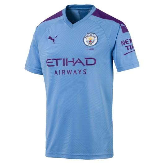 Puma Manchester City 2019-2020 İç Saha Erkek Forma