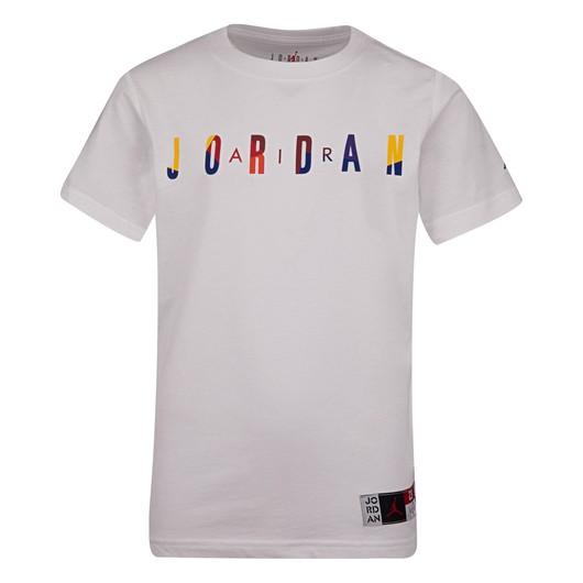 Nike Air Jordan Big Kids' (Boys') Short-Sleeve Çocuk Tişört