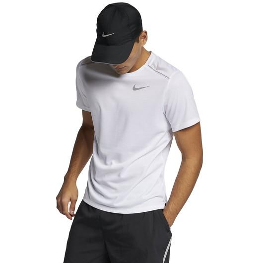 Nike Dri-Fit Miler Top Short Sleeve Erkek Tişört