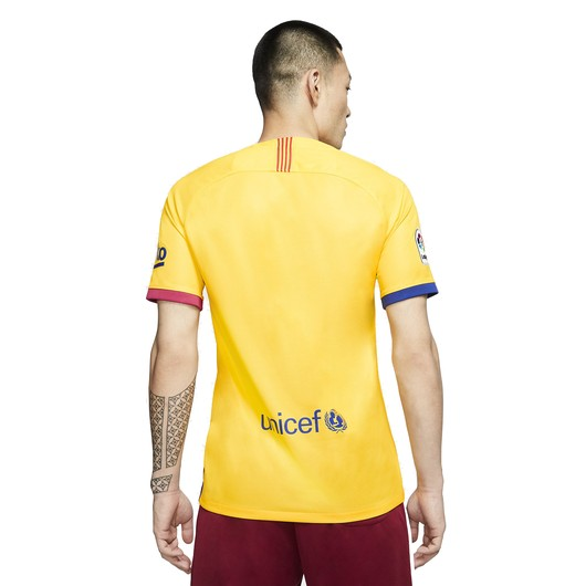 Nike FC Barcelona 2019-2020 Stadium Away Football Deplasman Erkek Forma