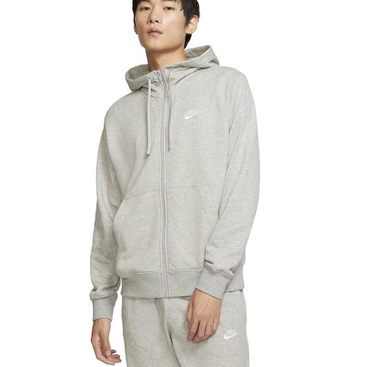 Nike Sportswear Club Full-Zip Hoodie Erkek Sweatshirt