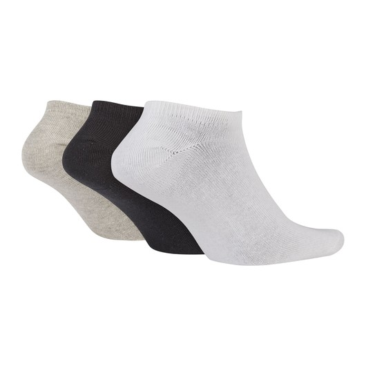 Nike Value No-Show (3 Pairs) Unisex Çorap