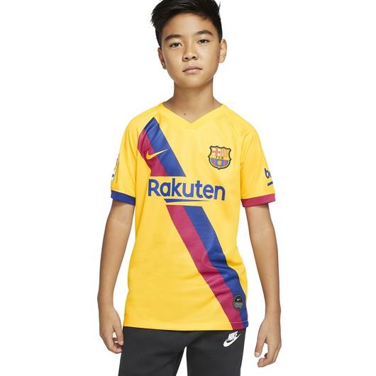 Nike FC Barcelona 2019-2020 Stadium Away Football Deplasman Çocuk