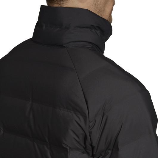 adidas Helionic Mid-Length Down Full-Zip Erkek Mont