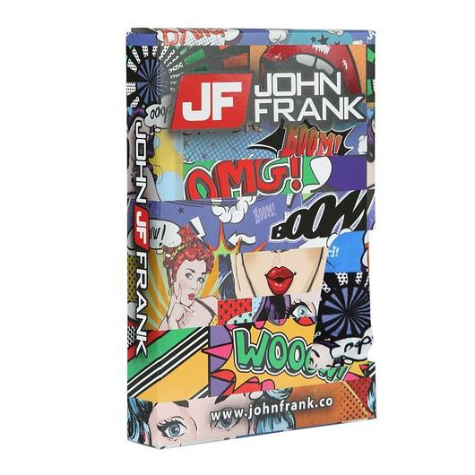 John Frank OMG Digital Printing Erkek Boxer