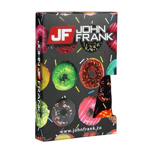 John Frank Donuts Digital Printing Erkek Boxer