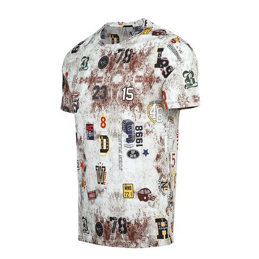 John Frank Digital Printing Erkek Tişört