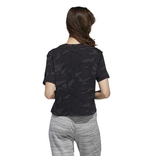 adidas Essentials Allover Print Kadın Tişört