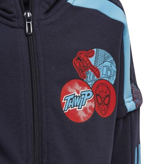 adidas Spider-Man Hoodie Çocuk Sweatshirt