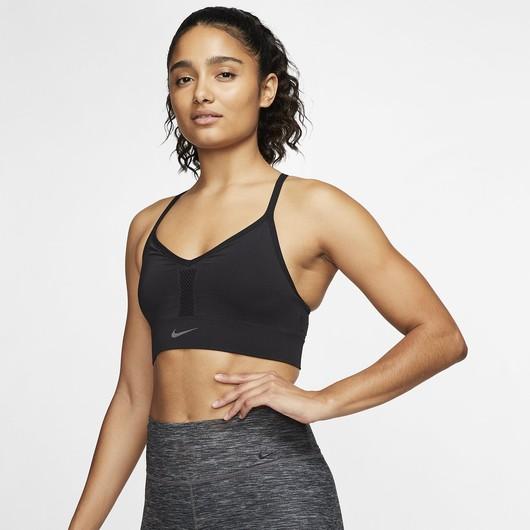 Nike Indy Light-Support Padded Seamless Sports Kadın Büstiyer