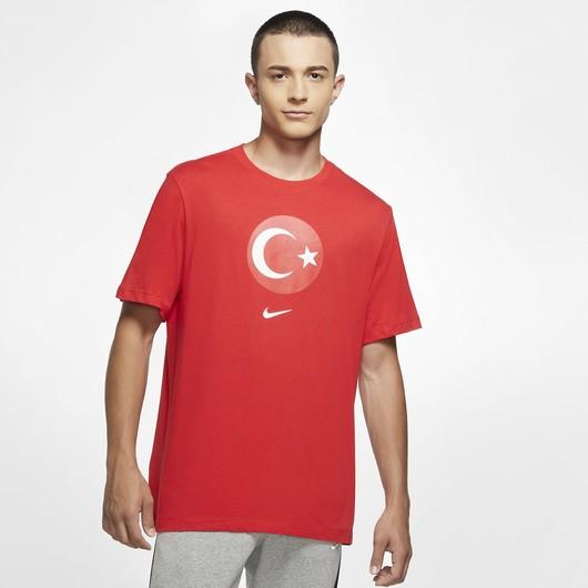 Nike Türkiye Evergreen Crest Short-Sleeve Erkek Tişört
