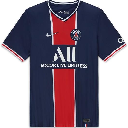 Nike Paris Saint-Germain 2020-2021 Stadyum İç Saha Erkek Forma