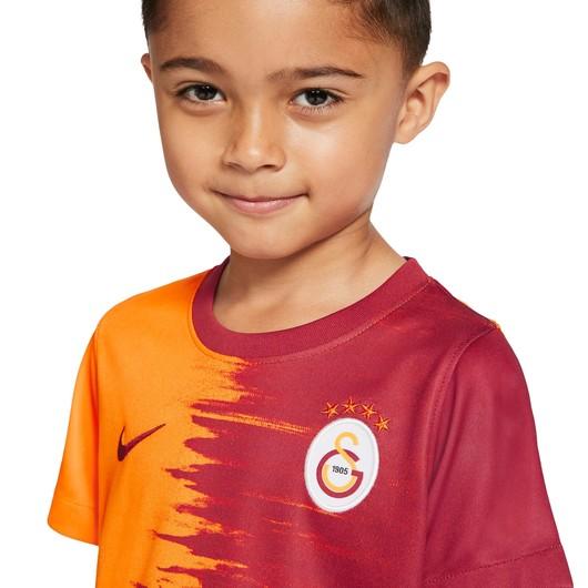 Nike Galatasaray 2020-2021 Stadyum İç Saha Çocuk Forma Takım