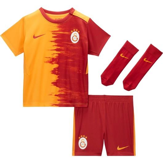 Nike Galatasaray 2020-2021 Stadyum İç Saha Bebek Forma Takım