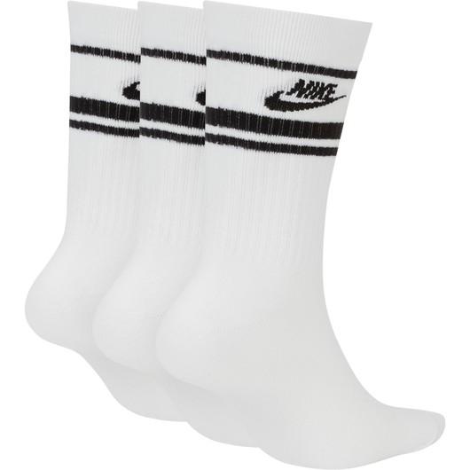 Nike Sportswear Essential Crew (3 Pairs) Unisex Çorap