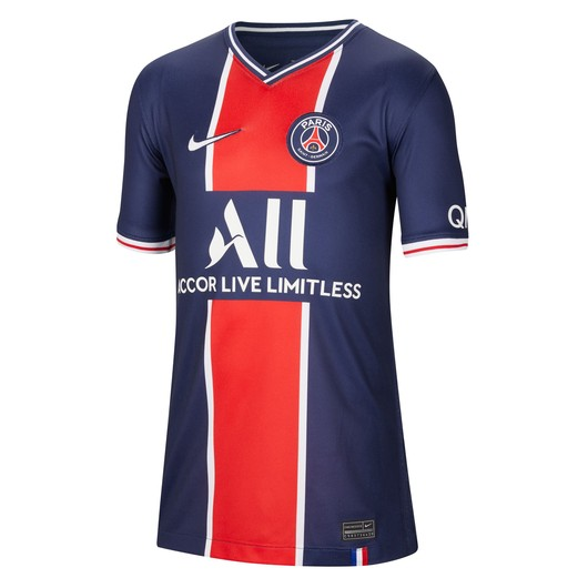 Nike Paris Saint-Germain 2020-2021 Stadyum İç Saha Çocuk Forma