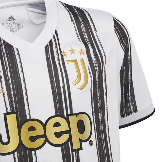 adidas Juventus 2020-2021 İç Saha Çocuk Forma