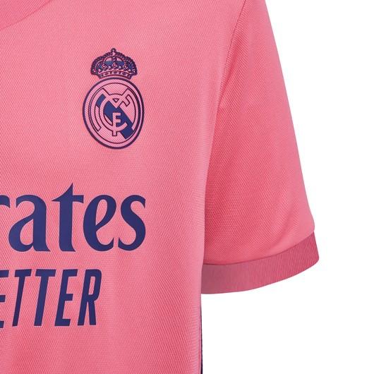 adidas Real Madrid 2020-2021 Deplasman Çocuk Forma