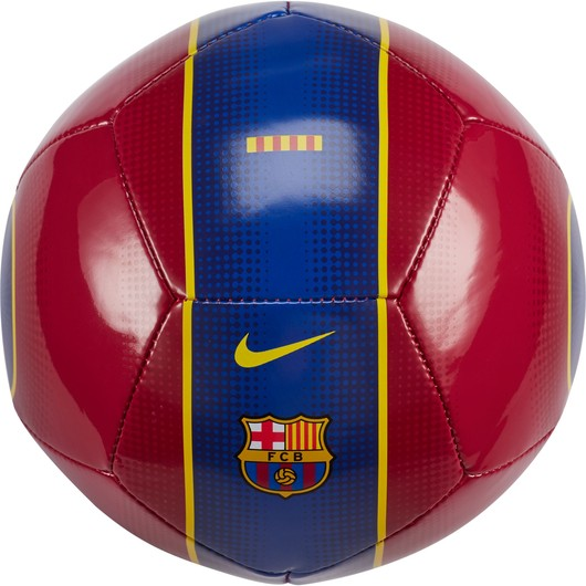 Nike F.C. Barcelona SS21 Mini Futbol Topu
