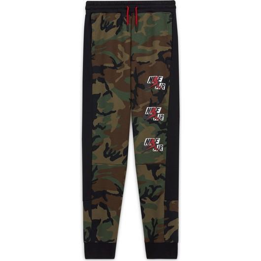 Nike Jordan Jumpman Classic Fleece Camouflage Çocuk Eşofman Altı