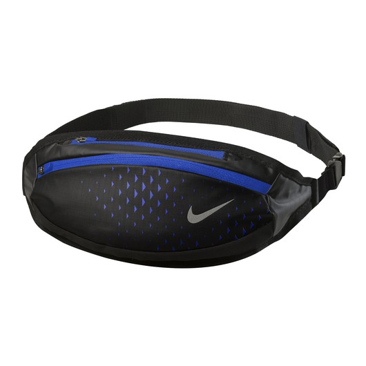 Nike Small Capacity Waistpack Black/Paramount Blue/Silver