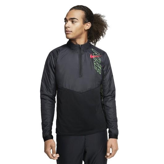 Nike Element 1/2-Zip Running Top Erkek Sweatshirt