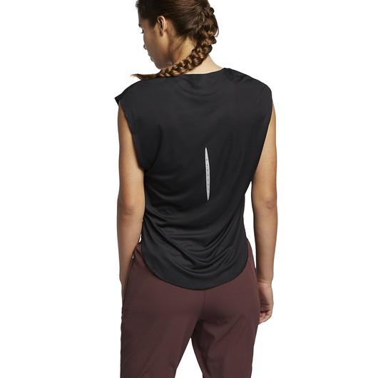 Nike City Sleek Short Sleeve Top Kadın Tişört