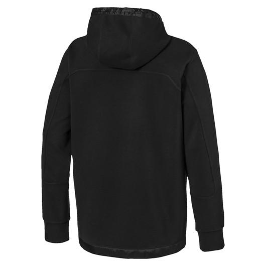 Puma Scuderia Ferrari Full-Zip Hooded Erkek Sweatshirt