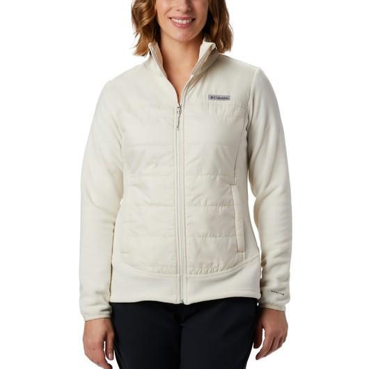 Columbia Basin Butte Fleece Full-Zip Kadın Ceket