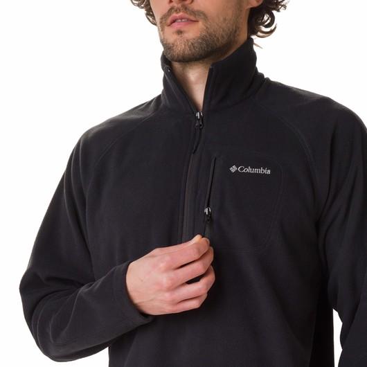 Columbia Fast Trek III Half Zip Fleece Erkek Sweatshirt