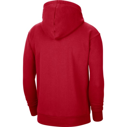 Nike Chicago Bulls Essential NBA Pullover Hoodie Erkek Sweatshirt