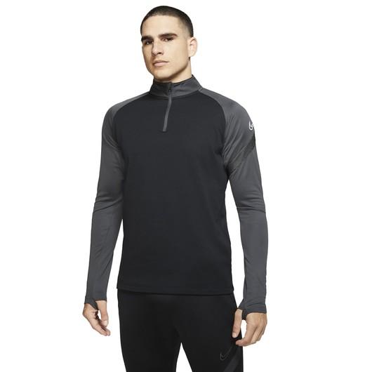 Nike Dri-Fit Academy Pro Half-Zip Long-Sleeve Erkek Tişört