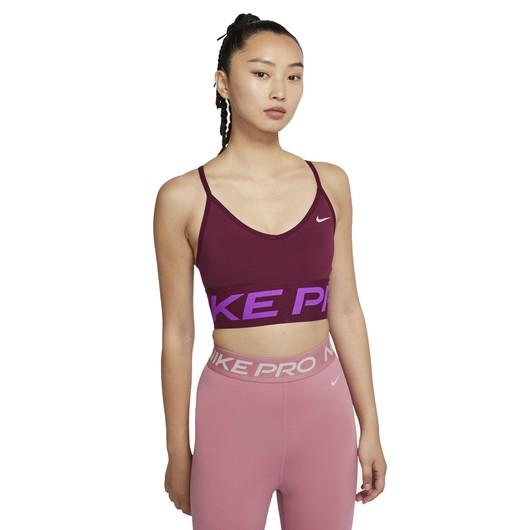 Nike Pro Indy Light-Support Sports Kadın Büstiyer