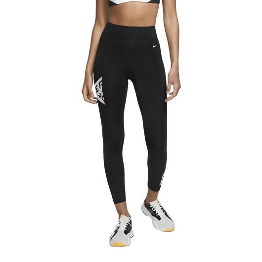 Nike Pro 7/8 Graphic Leggings Kadın Tayt