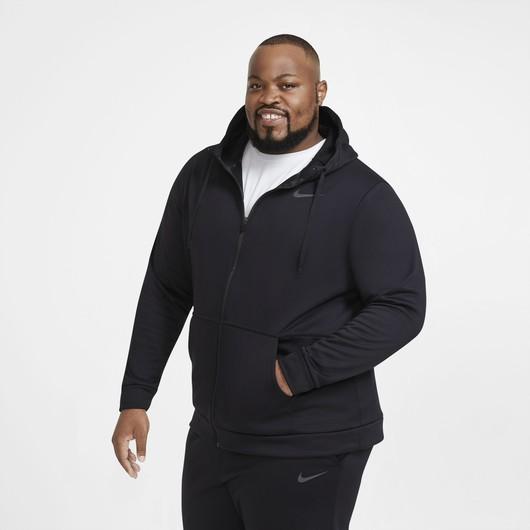 Nike Therma Full-Zip Training Hoodie Erkek Sweatshirt