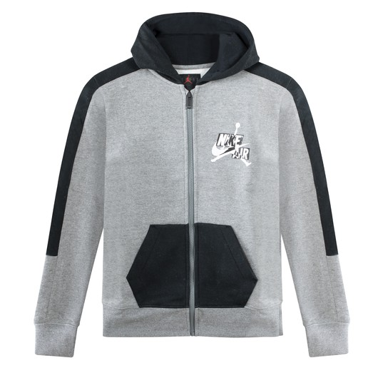 Nike Jordan Jumpman Classics Full Zip Hooded Çocuk Sweatshirt