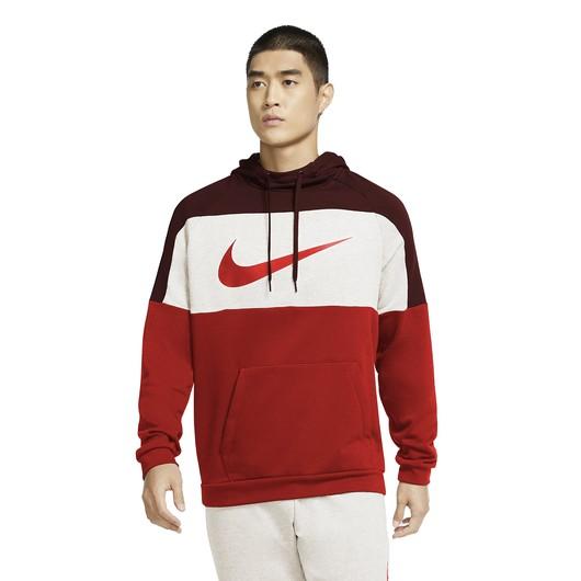Nike Dri Fit Pullover Training Hoodie Erkek Sweatshirt