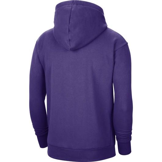 Nike Los Angeles Lakers Essential NBA Pullover Hoodie Erkek Sweatshirt
