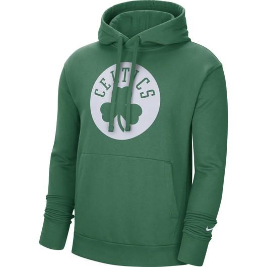 Nike Boston Celtics Essential NBA Pullover Hoodie Erkek Sweatshirt