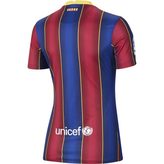 Nike F.C. Barcelona 2020-2021 Stadium İç Saha Kadın Forma