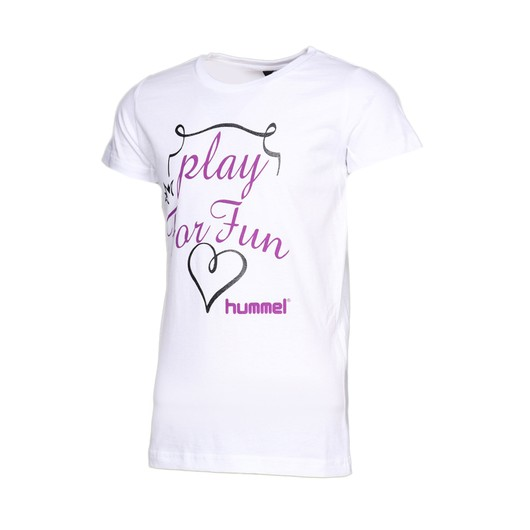 Hummel Mayale Short-Sleeve Çocuk Tişört
