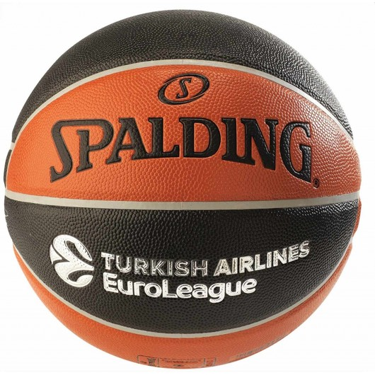 Spalding TF-500 Turkish Airlines Euroleague No:7 Basketbol Topu