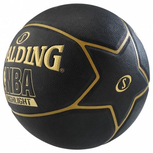 Spalding NBA Highlight Gold (73-901z) Basketbol Topu