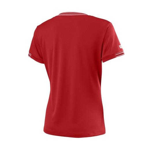Wilson V-Neck Short-Sleeve Kadın Tişört